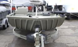 2010 Tracker 2072, - Livewell- Side console - 70LB Thrust Minn Kota- Rod storage- 2 Seats on bench- 2 Movable fishing seats with extensions Nominal Length: 20' Stock number: 11311