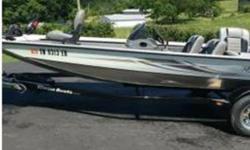 2010 Triton Boats VT 19 18 feet in length Mercury 50 horsepower 4 stroke engine Motor glide trolling motor 46 lb thrust 2 fish finder Live well On board ice chest 3 life jackets An oar Throw cushion Located in Jonesborough TN Financing Nationwide Shipping