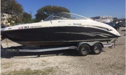 2010 Yamaha SX240 High Output Fantastic family boat. Many exciting days on the lake were spent on this boat with good friends and family. Moved from Nashville in June. She was kept in a wet slip during boating season & on the trailer through the cold