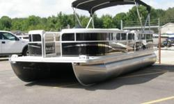 2011 South Bay 520 CR, New 2011 South Bay 520 CR Pontoon priced with Mercury 9.9 EL 4S Outboard Mercury. Memories for a lifetime. An afternoon cruise with the family, fishing with the grandkids or pulling one of your favorite water toys, whatever your