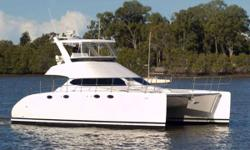 Description For full and complete specifications Please Click Here Detailed Walkthrough Entering Salon from a well appointed large covered cockpit. Double doors access the main Salon. To port is a large U shape dinette Impressive U shaped galley to