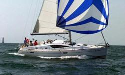 Manufacturer Provided DescriptionDesigned for those who are passionate about sailing the Sun Odyssey 42DS boasts a modern fluid design a rare timeless elegance and the comfortable interior layout expected of a sailboat built for cruising all while