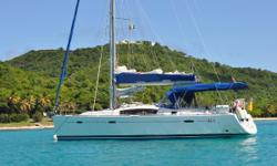 3 CABINS 2 HEADS W/SHOWERS AIR CONDITIONING -FULL ELECTRONICS PACKAGE COMPLETELY EQUIPPED LARGE OPEN SALON WITH EURO STYLE GLLEY LARGE COCKPIT WITH DUAL STEERING STATIONS, and WALK THROUGH TRANSOM SHALLOW DRAFT The Beneteau 40, Cruising World's 2007 Boat