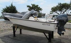 2011 17 Bulls Bay with Yamaha 40hp engine, 95 hours! Minn Kota trolling engine with foot control and I-Pilot, Autotether Lowrance HDS7 Plotter/Sounder. Custom Cover Nominal Length: 17' Length Overall: 17.1' Max Draft: .8' Engine(s): Fuel Type: Other