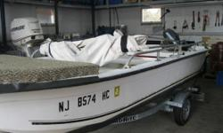 NEW INVENTORY 2011 Carolina Skiff 16 Skiff This 2011 Carolina Skiff 16ft boat is a nice boat, motor, & trailer package, that will not last! This boat comes w: Yamaha 9.9hp 4 stroke motor 2017 Loadrite Bunk Trailer Bimini Top This is the perfect boat to