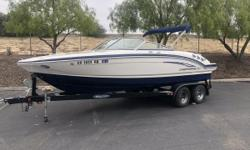 WINTER BLOWOUT PRICING! 2011 Chaparral 216 Winter Blowout Pricing! Nominal Length: 21.6' Length Overall: 21.5' Engine(s): Fuel Type: Other Engine Type: Stern Drive - I/O Beam: 1 ft. 0 in. Stock number: G1984