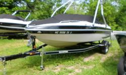 The poster child of the Glastron family, the GT 205 displays prodigious performance, handling and styling the second it hits the water. Like its smaller GT siblings, this 20-footer is underpriced yet overachieves in every way. A huge, comfortable bow with