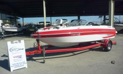 2011 Glastron GT 205 SF, This like new, 2011, Fish & Ski is ready for anything on the water. Fully convertible from a bow rider to a fishing boat in just minutes. Features a 190 Hp V6, 70# Power Drive trolling motor, Lowrance fish finder, digital depth