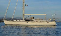 ...Currently cruising inPUERTO VALLARTAMexico... This fast and comfortable 2011 Hylas 56RS, with a GMT performance carbon rig and DoyleVectran/Carbon sails above decks, and an artfully appointed custom teak interior below with many
