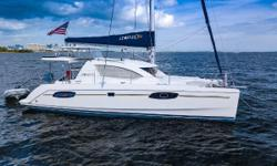 Honu is the only non-chartered Leopard 39 currently available on the market in the United States.  She is a well maintained 2 owner boat that has had US Import Duty paid. Her current owner has used the boat for a couple of months a year for light