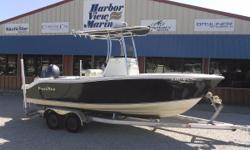 2011 Nautic Star in Pensacola Florida This is a 1 owner recent trade-in boat. it comes to us with 400 hours on the Yamaha 150. The boat is eipped with outriggers, t-top, garmin Radar/fish finder/gps, vhf radio, 4 speaker stereo, trim tabs and lots of fish