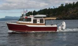 """2011 Ranger Tug R-29 Classic & Trailer My wife and I bought the &quotIsland Ranger 29"""" directly from the manufacturer after owning the25&39 Ranger for 2 years. After specifying outstanding factory options we have added over$30000 in further upgrades. We"""