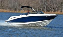 You are viewing a 2011 Sea Ray 250 SLX edition bow rider. This one owner boat is very clean and shows to have been extremely well maintained. Boat has been kept in climate controlled storage throughout its life.  Hull:overall
