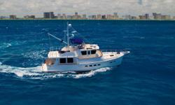One of the most well equipped Selenes on the market. 'Alter Ego' was built by her owners with a high level of attention to detail that is not seen on a yacht this size. She is equipped with an extensive electronics package with redundancy of multiple
