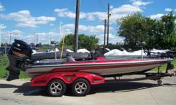 2011 Skeeter FX21, STK# 49 RED/SILVER, POWERED BY YAMAHA 250 SHO, LOWRANCE HDS 8 & LOWRANCE HDS 7 CONSOLE, MINNKOTA FORTREX 101/36V, 4 BANK CHARGER, MANUAL JACK PLATE. Nominal Length: 21' Stock number: U49