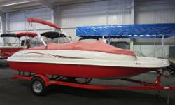 2011 Starcraft 2000 Limited CLEAN 2011 STARCRAFT 2000 LIMITED!   A 190 hp Mercruiser 4.3L TKS (Turn Key Starting) V6 engine powers this nice fiberglass deckboat.   Features include:  4-blade propeller, snap-on mooring cover,