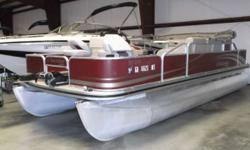 YOUR PRICE INCLUDES: EVINRUDE 75 ETEC, MOTORGUIDE TROLLING MOTOR, HUMMINBIRD MX10 DEPTH FINDER, EAGLE FISH EASY DEPTH FINDER All-Around Value Anglers Looking for a mid-size fishing machine at an affordable price? Redesigned for 2011, the SF214 Angler