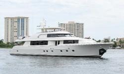 "This 2011 is Hull #42 and has all the latest upgrades to the transom design. ""Wild Kingdom"" features a bigger aft deck, an extra bunk in the crew area, a Passarelle and side boarding gates. The vessel has only 3000 hours and has been currently"