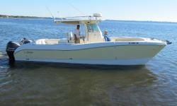 Recent price reduction.....Seller's looking for offers.If your looking for the ultimate ride and excellent fuel economy in a fishing and diving boat combination the320 CC World Cat is the perfect fit. Ampleamounts of cockpit space,