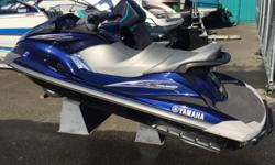 2011 Yamaha FX Cruiser SHO This 2011 Yamaha FX SHO Cruiser only has 134 hours and is ready for the water! Trailer sold seperatly. Beam: 4 ft. 5 in. Hull color: Blue/Black
