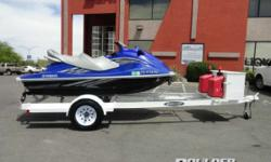 The ultimate introduction to the water. Performance, affordability, spacious new seating and a larger swim platform can all be found on the VX Cruiser. This highly popular WaveRunner provides ample opportunity for unforgettable moments thanks to features