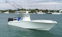 FOR QUESTIONS CONTACT: SCOTT 843-216-8228 or scottnwater@gmail.com 2011 Yellowfin 36 New to the market, single owner 2011, 36 Yellowfin. Built this boat direct with Yellowfin and its LOADED with options. Love these boats so much I have another, identical
