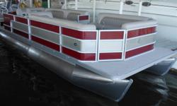 "Stock ID: 98598 Category: Powerboats Water Capacity: 0 gal Type: Pontoon Holding Tank Details:  Manufacturer: Crest Holding Tank Size:  Model: WAVE230TL Passengers: 0 Year: 2012 Sleeps: 0 Length/LOA: 23' 0"" Hull Designer:  Price: $29,460 / €22,639"