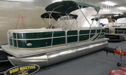 2012 South Bay 520 CR Â¡5 Year Stem To Stern Warranty Â¡Limited Lifetime Chassis Warranty Â¡Limited Lifetime Deck Component Warranty Â¡Continuous Riser Â¡Full Length Protective Bottom Keel Â¡3.5 PSI Air Pressurized & Chambered Pontoons Â¡16h on Center Cross