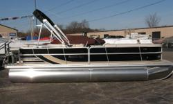 2012 South Bay 522 CR ¢5 Year Stem To Stern Warranty ¢Limited Lifetime Chassis Warranty ¢Limited Lifetime Deck Component Warranty ¢Continuous Riser ¢Full Length Protective Bottom Keel ¢3.5 PSI Air Pressurized & Chambered Pontoons ¢16h on Center Cross
