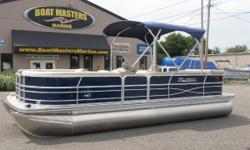 2012 Xcursion X-2311 New 2012 Xcursion Pontoon Boat priced with Mercury 9.9HP Outboard. Xcursion Pontoons.. The newest line from Forest River, Inc. This new luxury pontoon is everything you've been waiting for. Loaded with features not found in a product