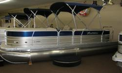2012 Xcursion X-23 RF New 2012 Xcursion Pontoon Boat priced with Mercury 9.9HP Outboard. Xcursion Pontoons.. The newest line from Forest River, Inc. This new luxury pontoon is everything you've been waiting for. Loaded with features not found in a product