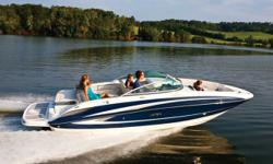 """Stock ID: 12SR240SDKSpecsLength Overall (LOA): 24' 1"""" Stock ID: 12SR240SDKSpecs Length Overall (LOA): 24' 1"""" More Category: Powerboats Water Capacity: 0 gal Type: Waterski Boat Holding Tank Details:  Manufacturer: Sea Ray Holding Tank Size:  Model: Sport"""
