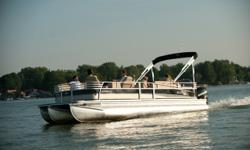 """Stock ID: 102429SpecsLength Overall (LOA): 26' 3""""Pontoon Length: 25'Pontoon Diameter: 25""""Beam: 102Max. HP: (2 tubes/3 tubes) 175/250Max Weight Capacity (XTR pkg) - lbs: 3205Max Weight Capacity (PIII pkg) - lbs: 3064Weight (2 tubes) - lbs: 3060Person"""