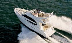 """Stock ID: 92614SpecsLength Overall (LOA): 35' 10""""Beam: 150Draft: 3' 4"""" (1 m)Bridge Clearance: 13' 6"""" (4.1 m)Fuel Capacity: 250 gal (946 L)Water Capacity: 90 gal (341 L)Holding Tank Capacity: 35 gal (132 L)Weight (dry): 18,254 lbs (8280 kg)Sleeping"""