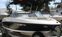 2012 Bayliner 175 Bowrider w/Mercruiser 3.0L Alpha Drive. Equipped with: Bimini top, stereo, GPS, and much more! Engine(s): Fuel Type: Gas Engine Type: Stern Drive - I/O