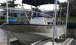2012 Boston Whaler Montauk 170 CC 2012 Boston Whaler Montauk 170 CC model in great condition 17 feet in overall length Equipped with a 90hp Mercury Single Outboard motor Currently with less than 200 hours on it! Few Standard Features include.- - Bimini