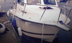 Actual Location: Shelton, WA - Stock #112681 - If you are in the market for a pilothouse, look no further than this 2012 Defiance 25, priced right at $77,800 (offers encouraged).This boat is located in Shelton, Washington and is in good condition. She is