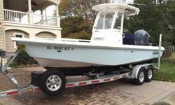 FOR QUESTIONS CONTACT: ROB 570-573-5816 or vthokie7@verizon.net 2012 Everglades 243CC DETAILS: - Ice blue hull - 300HP V6 Four Stroke Yamaha - Yamaha Command Link Plus, push button start, electronic shift - Yamaha 3 Year Extended Warranty-purchased in May