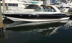 Price Reduction !!! This is a beautiful 2012 Formula 370 Super Sport with Axius Joystick docking. Interior and exterior are in impeccable condition.The Factory has recently performed maintenance on this vessel. Formula Guard warranty good