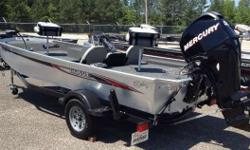SOLD THIS IS A ONE OWNER 2012 LOWE 17 STRYKER. IT IS IN EXCELLENT CONDITION WITH ONLY 32 HOURS. IT HAS A MERCURY 50HP 4-STROKE ENGINE, DEPTHFINDER, AND TROLLING MOTOR. CALL OR EMAIL TODAY. Value Strikes! Best-In-Class Multi-Species Value & Fishability You