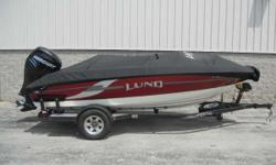 2012 Lund 186 Fisherman GL The sleek design of the 186 Fisherman GL delivers so many Lund features for such a great price. You'll find reliable stability and fish ability with the ultimate in fiberglass performance - the exclusive Lund IPS hull design.
