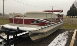 THIS USED BOAT PACKAGE INCLUDES: 2012 MISTY HARBOR 2185 GRAND MISTIQUE, 2012 HONDA BF50D2LRT,  *MOTOR HAS WARRANTY UNTIL 6-27-2020* TRAILER OPTIONAL, COVER, STEREO, AND STARING BATTERY. CALL MARINE SALES FOR YOUR BEST DEAL (920)788-0220