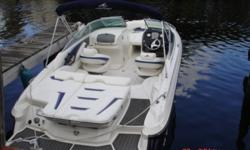 SOLD 2012 Monterey 244FS ? MERCRUISER 350 MAG 140 HRS. ? BOAT COVER ? GARMIN GPS ? FUSION STEREO ? BIMINI TOP Details ? Length: 24 ft. 0 in. ? Beam: 8 ft. 6 in. ? Propulsion Type: Stern Drive - I/O ? Hull Material: Fiberglass ? Dry Weight: 4300 lbs CLEAN,