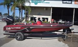 2012 Nitro Z6, **250 Hours**Call: Jarred 504-201-5159Email: boatyardjarred@gmail.com2012 Nitro Z62012 Mercury 115 Optimax 2012 Aluminum Trailer This bass boat is priced to sell! Its in good shape comes with a boat cover and plenty of storage. If you are