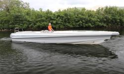 Be different! Ideal family center console and a proven tow-around yacht tender. Novurania's unique foam fender collar provides the same buffer as inflatables without forfeiting interior space. The Novurania Chase is a smart choice in boat tenders, or