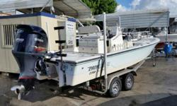 2012 Pathfinder Boats 2200 Tournament Edition ? YAMAHA SHO FOUR STROKE 250 ? SS PROP ? GPS/DEPTH ? POWERPOLE ? TROLLING MOTOR ? SWIM LADDER ? TACKLE STATION ? LIVEWELL / RELEASE WELL ? JACK PLATE ? TRIM TABS ? REMOVABLE CONSOLE COOLER OUR TRADE, TURN KEY,
