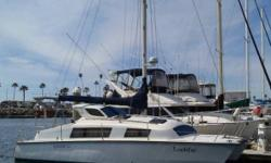 1987 Performance Cruising Gemini 3000 Catamaran For Sale 1987 Gemini 3000 Catamaran Side Tie Available in Oceanside Harbor in front of Oceanside Broiler on the main channel. $533 per month rent. This would be a great Mexico cruiser or just relaxing at the