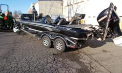 2012 Ranger Z520 with Mercury 250 Pro XS. Boat has 277 hours and in excellent condition. Comes with a Lowrance HDS 10 on the bow and an HDS 9 touch on the dash mounted on Precision sonar mounts. 2 Power Pole 8' Blades, Atlas hydraulic jack plate, travel
