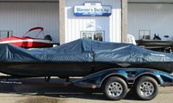 "2012 Ranger Z521 Comanche SC, Tandem Axle Bunk Trailer, Swing Tongue, Spare Tire, Brakes, Ratchet Tie Downs, Mercury 250hp Pro XS, SS Prop, Hydraulic Steering, Hot Foot Throttle, ATLAS 10"" Hydraulic Jack Plate, Custom Cover, MinnKota 36v Fortrex 101"