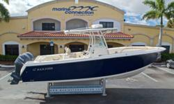 2012 Sailfish 2680 CC Center Console, Marine Connection: South Florida's #1 Boat Dealer! Cobia, Hurricane, Sailfish Pathfinder, Sportsman, Bulls Bay, Rinker & Sweetwater new boats plus the largest selection of pre-owned boats. View full details and 74